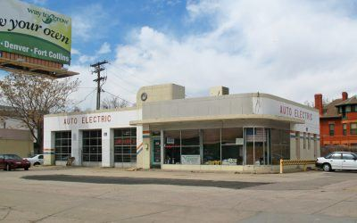 Art Deco Gas Station