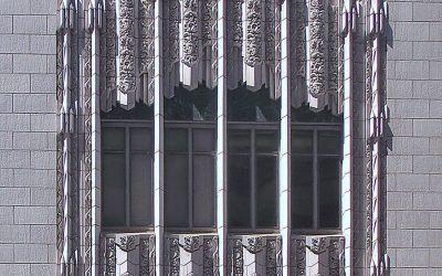 Art Deco Terracotta