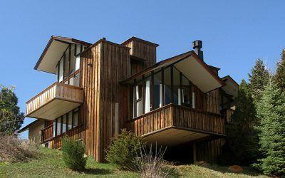 Boulder Mountain Homes