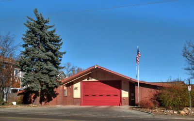 Boulder Usonian Fire Stations