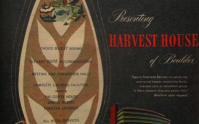 Harvest House Ad