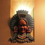 Mayan Theatre Interiors