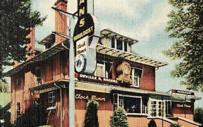 Orville Hagans' Clocks