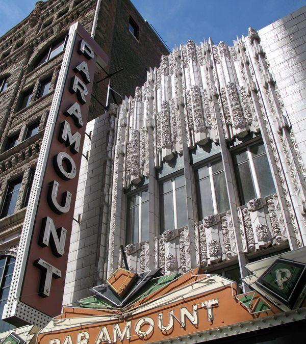 Paramount Theater Wurlitzer