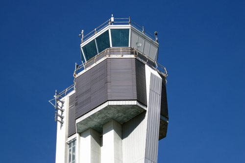 Stapleton Control Tower