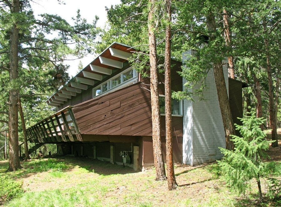 Sternberg Mountain Cabin