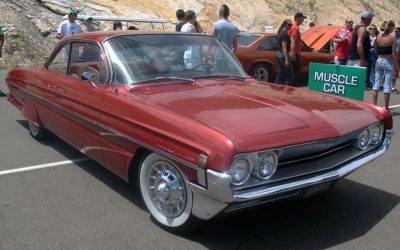 Bandimere KBPI Rock & Roll Car Show